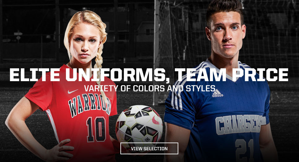 View Soccer Uniforms