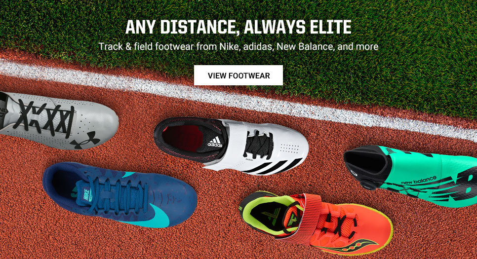 View Track Shoes.