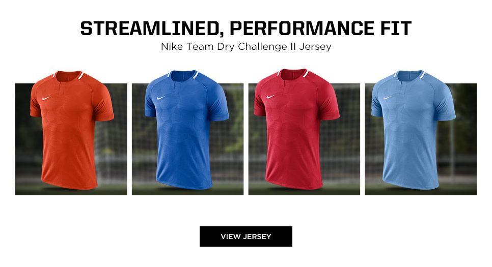 View Nike Team Dry Challenge II Jersey