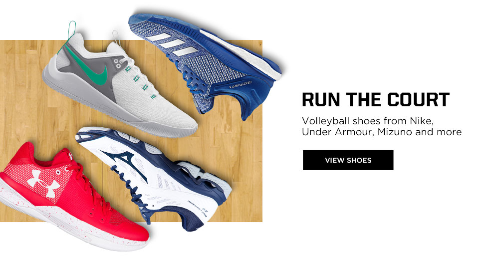 View Volleyball Shoes