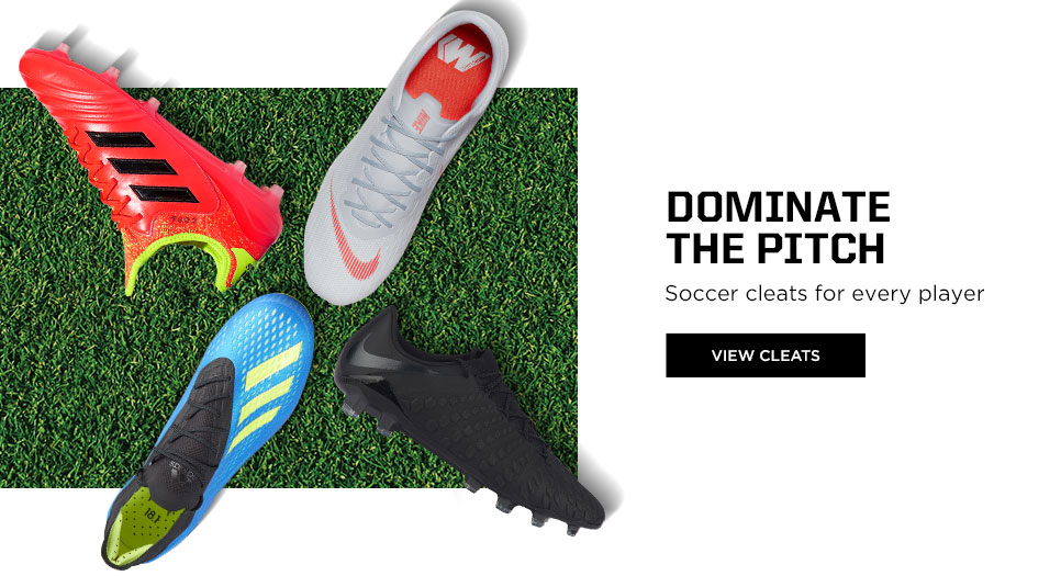 View Soccer Cleats