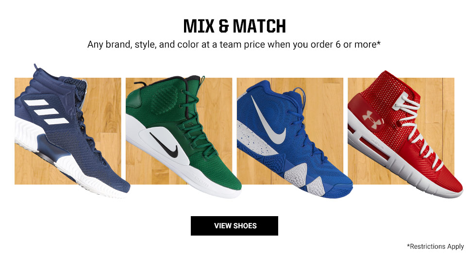 View Basketball Shoes