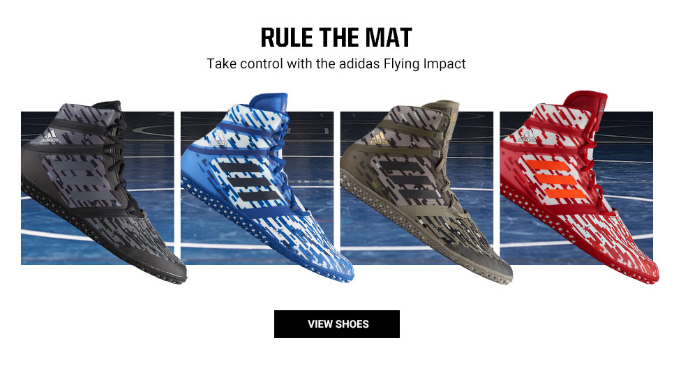 View adidas Wresting Shoes
