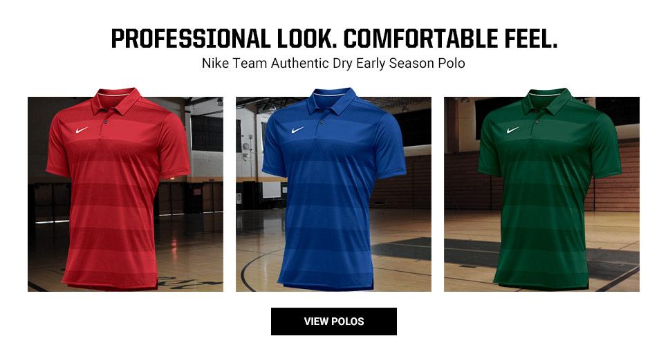 View Coaching Polos