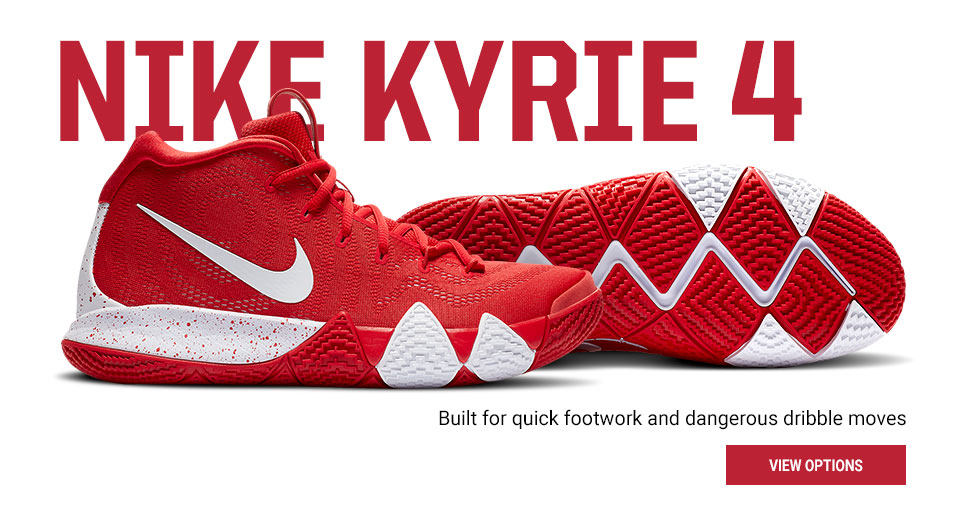 View Kyrie 4 Basketball Shoes.