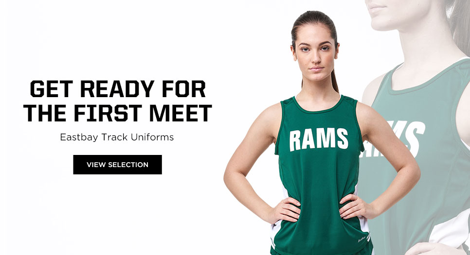 Eastbay Track and Field Uniforms