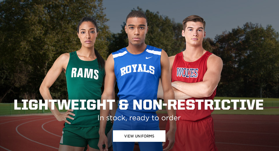 View Track Uniforms