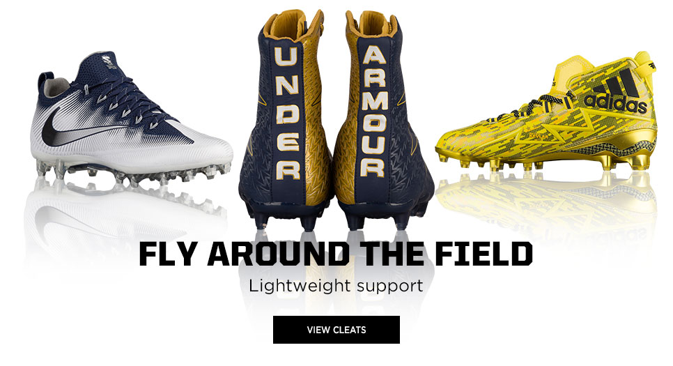 View Football Cleats