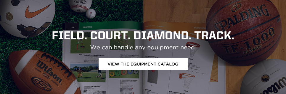 View The Equipment Catalog