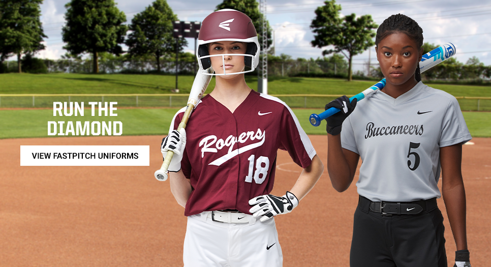 View Fastpitch Uniforms