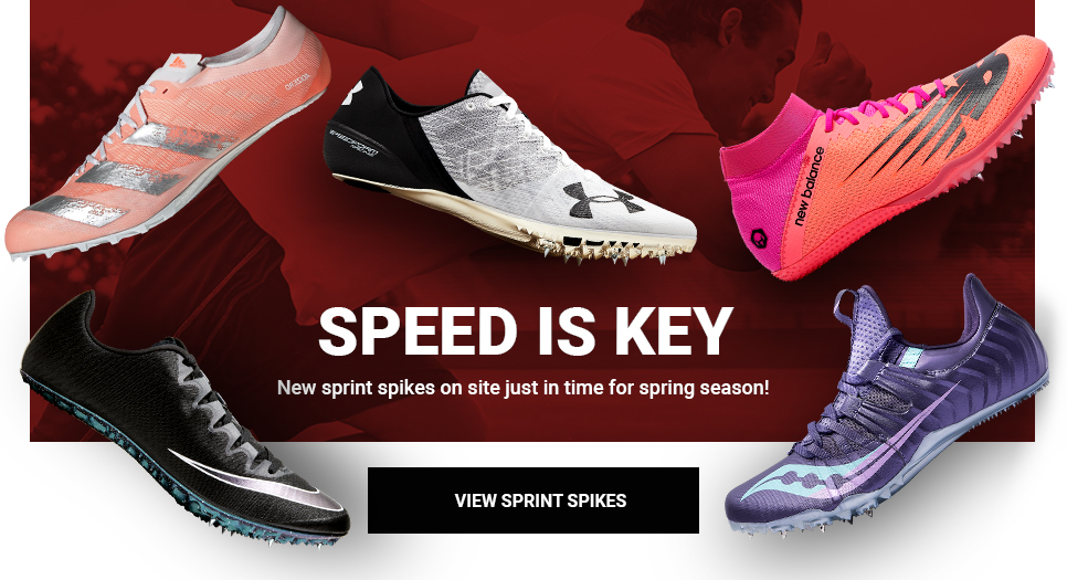 View Sprint Spikes