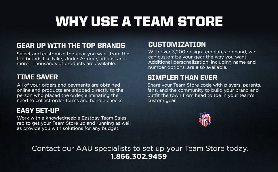 Why Use a Team Store?