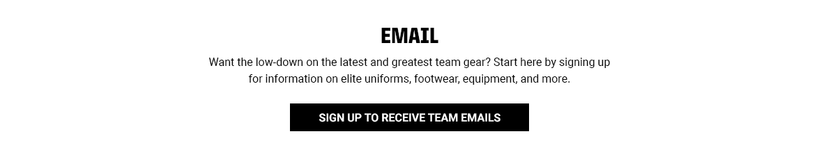 Sign Up to Receive Eastbay Team Sales Emails