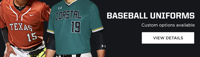 View Custom Baseball Uniforms