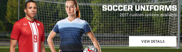 View Custom Soccer Uniforms