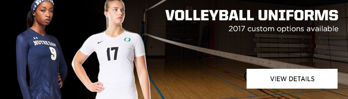 View Custom Volleyball Uniforms